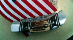 BLADE LIST - Knife, Sword, Blade FREE Classified ads: DAMASCUS STEEL HAND MADE LOCK BACK KNIFE & SHEATH; NOS ds1, Large Pocket Knives Large Pocket knives Listing Details