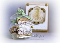 Wonderful Sea Shell Keepsake designed by @Sankari Wegman