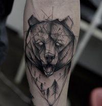 Bear tattoos - Page 11 - Tattooimages.biz