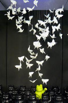 #wandabarcelonaGatrooms #creativespaces #paperdesign