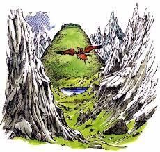 Bildresultat för pauline baynes portrait of frodo