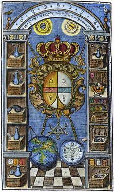 Image size: Album: Alchemical And Hermetic Emblems Images in Album: Category: Alchemical Pictures; Alchemy Symbols, Masonic Symbols, Magnum Opus, Tarot, Rose Croix, Paranormal, Esoteric Art, Medieval Manuscript, Magick