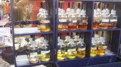 Salesman sample for perfumes.