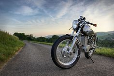 MZ TS 250 Cafe Racer Ratracer