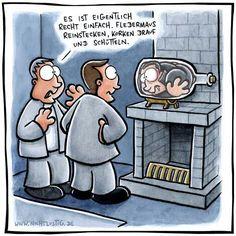 Nichtlustig very #funny #cartoon