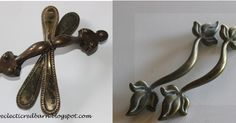 Highest CLIMBer on The Lady Prefers 2 Save - part of the May 2016 #ChainLinkyCLIMB by: http://eclecticredbarn.blogspot.com/2016/04/how-to-unify-mismatched-drawer-pulls.html