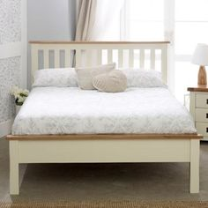 New Hampshire Low End Bed Cream