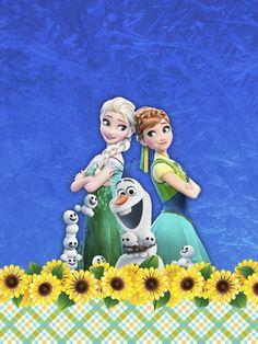 Kit festa Frozen Febre Congelante