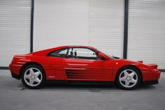 Ferrari 348, Exotic Sports Cars, Manual Transmission, Alfa Romeo, Cars And Motorcycles, Cool Cars, Dream Cars, Retro Fashion, Super Cars
