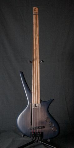 orchid fretless cg lutherie