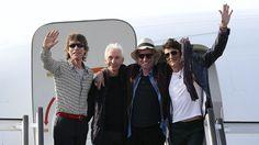 400.000 Rockfans erwartet: Rolling Stones geben Gratiskonzert auf Kuba