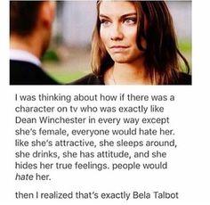 But... I loved Bela