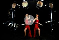 Drumming ladies | Musicians | Singers & Musicians | Others | Performers | Entertainment Agency | Corporate Event Entertainment