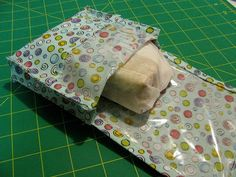 Women on a Mission: Mom Edition: CRASH MY STASH: Reusable Sandwich Bags!