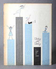 Starting with Sterling circa 1959 by Javier Garcia Design, via Flickr