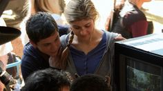behind the scenes percy jackson logan lerman dvd annabeth chase percy and annabeth sea of monsters Alexandra Daddario blu ray logandra Percy Jackson and Annabeth Chase logan lerman and alexandra daddario logan and alex logan and alexandra Percy Jackson Film, Percy Jackson Characters, Percy Jackson Quotes, Percy Jackson Fandom, Logan Lerman, Percabeth, Rick Riordan, Percy Jackson Wallpaper, Yvette Nicole Brown