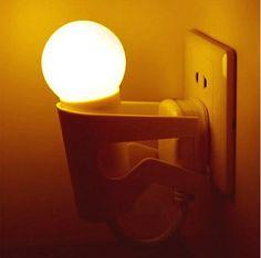 Hot Selling Creative Human Shape Night-Light with Bulb Bedroom Night Light, Night Lamps, Led Night Light, Dark Night, Night Lights, Led Wall Lamp, Led Wall Lights, Room Lights, Led Lighting Home
