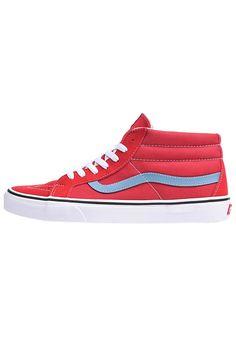 5db934eb02 VANS Sk8-Mid Reissue - Sneaker für Herren - Rot bei PLANET SPORTS online  kaufen
