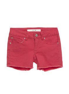 Sugar Plum Fairy Boutique - Joes Jeans Geranium Cut Off Shorts 7-14, $39.00 (http://www.sugarplumfairyboca.com/joes-jeans-geranium-cut-off-shorts-7-14/)