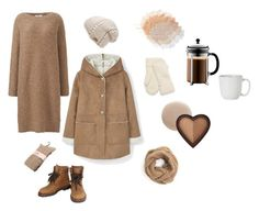 """Winter '16"" by biancabresto on Polyvore featuring Uniqlo, Chanel, The North Face, MANGO, Bodum, Juliska, Oribe and Too Faced Cosmetics"