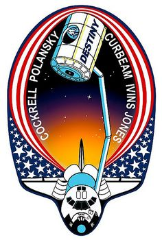 Sea and Sky's Space Shuttle Mission Insignia page features mission patch images from all of NASA's manned space shuttle missions to Earth orbit between the years 2001 and Space Shuttle Missions, Nasa Missions, Space Shuttle Interior, Atlantis, Space Shuttle Challenger, Challenger Space, Mercury, Space Patch, Edwards Air Force Base