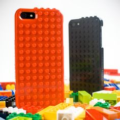 A Lego iPhone case
