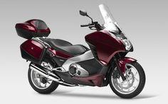 Honda Integra 2012