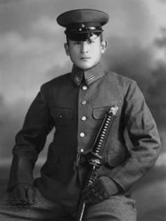 Officer Hideki Saito, Japanese Army 15th infantry Division. He was a veteran of the Second Sino-Japanese War and the Burma Campaign, and surrended to the Americans in Thailand in 1945. Rather than returning to Japan with the shame of defeat, he and a number of officers from the 22nd Infantry Division refused repatriation, and instead joined the Viet Minh in their struggle for independence against the returning French colonial forces during the First Indo-China War