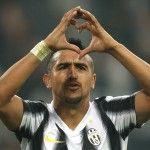 Monaco Juventus Champions League: Vidal c'è