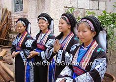 Since the Stone Age the Bouyei ethnic minority have inhabited what is now Guizhou Province. Their main living areas are now Bouyei and the Miao's Autonomous Prefecture, Anshun and Guiyang City. China.