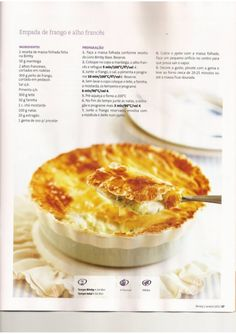 Revista bimby pt-s02-0002 - janeiro 2011 Cooking Recipes, Healthy Recipes, Healthy Food, Good Food, Yummy Food, Multicooker, Simply Recipes, Happy Foods, Pasta