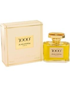 1000 by Jean Patou Eau De Parfum Spray 2.5 oz  for Women Best Gift Occasions #PacoRabanne