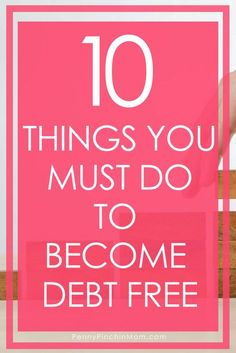 How to Get out of Debt | How to Pay off Your Debt | Debt Free Plan | Saving Money | Budget | Personal Finance