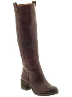 BCBGeneration tall brown boot, love!