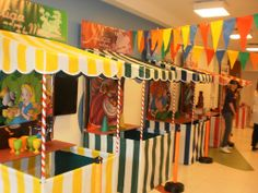 Kermesse on pinterest fair projects garlands and giant games for Decoracion kermes mexicana