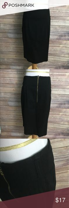 Spotted while shopping on Poshmark: Black Pencil Skirt! #poshmark #fashion #shopping #style #Nicole by Nicole Miller #Dresses & Skirts