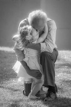 Black and white photography / Have You Hugged a Child Today? Foto Art, Precious Moments, Beautiful Children, Belle Photo, Grandparents, Black And White Photography, Cute Kids, True Love, Make Me Smile