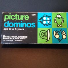 """Creative Playthings """"Picture Dominos"""""""