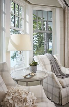 home.quenalbertini: Lake House Bedroom Sitting Area - Interior Design Ideas | HomeBunch