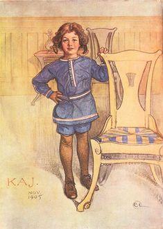 Carl Larsson - Kaj Catalog