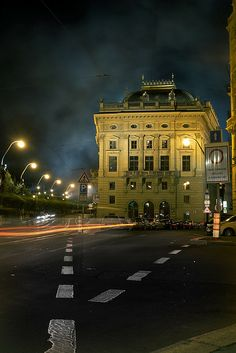 National Theatre ~ Prague, Czech Republic