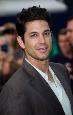 Adam Garcia- not only do i adore your looks but your Australian accent as well
