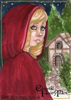 Little Red Riding Hood by Darla Ecklund [©2015]