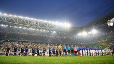 @Juventus la vecchia Signora nello Juventus Stadium #9ine