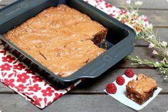 Brownie clásico, receta tradicional con Thermomix | Velocidad Cuchara