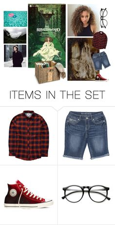 """""""someone in the house"""" by toyherb ❤ liked on Polyvore featuring art, gothic, books and barbaramichaels"""