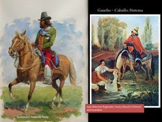 Gaucho, Argentine, Folklore, Places To Travel, Painting, Hillbilly, Beautiful Landscape Photography, 19th Century, Places