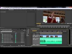 Adobe Premiere Pro CC Tutorial | Normalizing Audio And Making Sample-Level Edits - YouTube