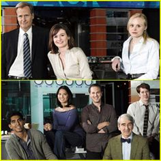 Newsroom...hands down, the best show on t.v.