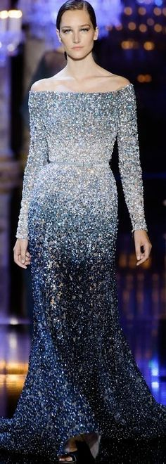 Elie Saab Fall 2014 Haute Couture Finale